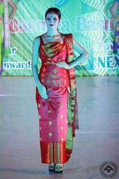 Mekhela Chador, Candy Art, Bodo, Cultural Diversity, Model Pictures, Girls Wear, Indian Sarees, Traditional Dresses, Culture
