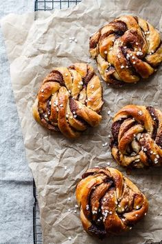 Brunch Recipes, Breakfast Recipes, Dessert Recipes, Love Food, A Food, Food And Drink, Kitchen Recipes, Baking Recipes, Danish Food