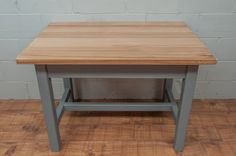 Industrial Chic Table by UNIQFurniture on Etsy