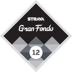 Logotipo de Gran Fondo 12