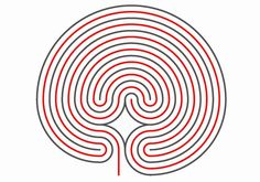 The 7-circuit classical labyrinth
