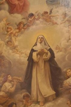 """""""Oh my God, you can increase the sufferings I endure, for in this way you will increase the love I have for you. Rose of Lima Catholic Art, Catholic Saints, Roman Catholic, Religious Images, Religious Icons, Angels In Heaven, Heavenly Angels, St Rose Of Lima, Vintage Holy Cards"""