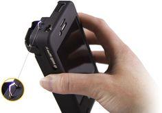 iphone cases, stun gun, gift, gear, yellowjacketcas stungun, gadget, yellow jacket, friend, iphon electroshock