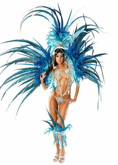 Trinidad Fashion TRIBE 2015 #carnival