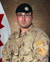 Corporal Tyler Crooks. 3rd Battalion, RCR. Died March 20, 2009.