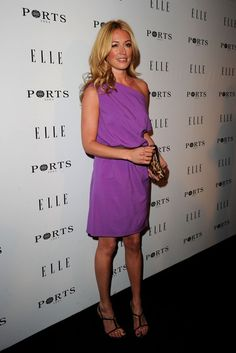 Cat Deeley - ELLE Women In Television Event - Red Carpet