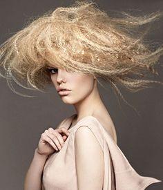 präsentiert von www.my-hair-and-me.de  #blone #blond #lonh #hair #lange #haare #gekreppt