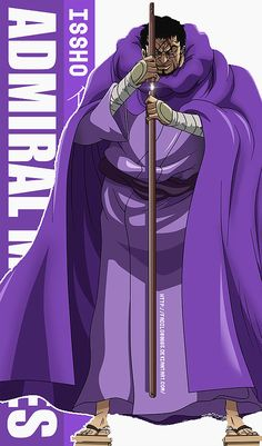 One Piece Wallpapers Mobile : Admiral , Issho by Fadil089665 on DeviantArt
