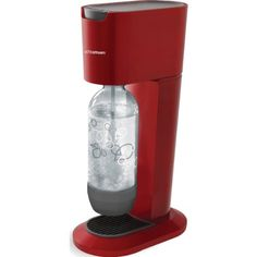 Sodastream Genesis Starter Kit Red Milk Gravy Make Simple Syrup Pinele Lemonade
