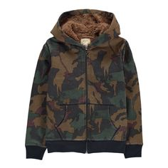 Bisty Camouflage Hoodie Bellerose Teen Children- A large selection of Fashion on Smallable, the Family Concept Store - More than 600 brands.