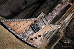 8-string Viking Explorer with Nazgul and Sentient pickups