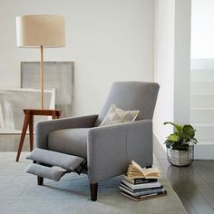 Attractive, Modern Recliners | Apartment Therapy