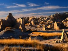 #Badlands, South Dakota