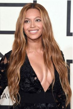 Grammy Awards 2015 Hairstyles and Makeup: Beyonce 2015 Hairstyles, Messy Hairstyles, Beyonce Hairstyles, Human Hair Lace Wigs, Remy Human Hair, Beyonce Hair Color, Ombre Look, Bronde Hair, Dying Your Hair