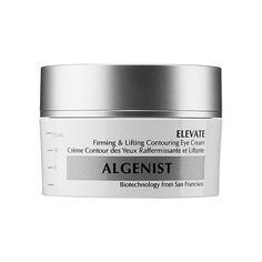 Algenist ELEVATE Firming & Lifting Contouring Eye Cream ingredients review, alternatives & similar products.