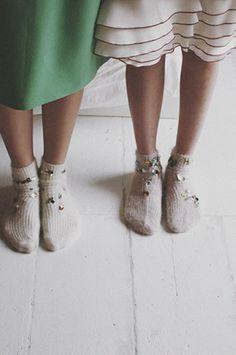 jewels socks #fashion #pixiemarket @pixiemarket.