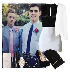 """""""PROM WITH THE JACK'S"""" by diirectiioner69 ❤ liked on Polyvore featuring мода, Lanvin, Isabel Marant, Sugar Bean Jewelry, NARS Cosmetics, Gucci, LORAC, Stila, Topshop и Qupid"""