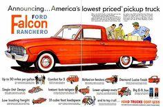 Ford Falcon Ranchero.