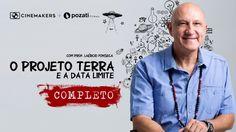 O Projeto Terra e a Data Limite | Prof. Laércio Fonseca (Completo) [CM+P]
