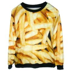 Chips Galaxy Pullover Sweatshirt