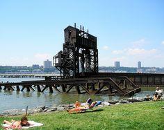 New York Central Railroad Park