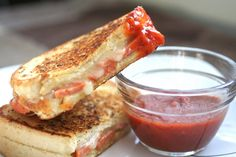 Pizza Grilled Cheese : Meal Planning 101