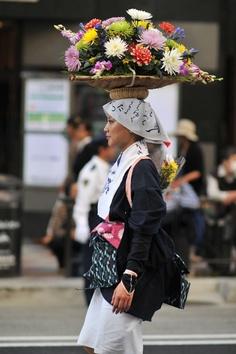 Shirakawame - Kyoto Flower Maidens