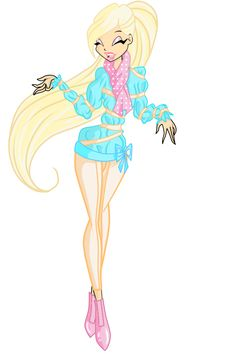 winx club bases | WINX:COM-Starina Cafe Style by caboulla on deviantART