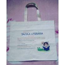 Sacola Ecobag Personalizada 35x35