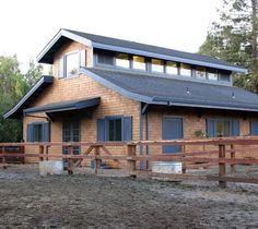 equestrian architecture   Equestrian Barns & Architecture: Start Living the Dream   Equine ...