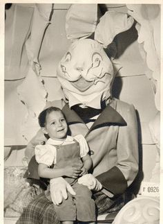 Prozac Jelly Beans. For the most care-free Easter ever!... ... ... .....24 Creepy Easter Bunny Pics