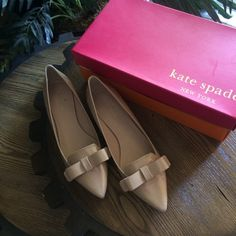 New Kate Spade flats New Kate Spade flats. size 8M kate spade Shoes Flats & Loafers
