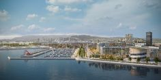 Gallery of Adjaye Associates Selected for San Francisco Shipyard Redesign - 1