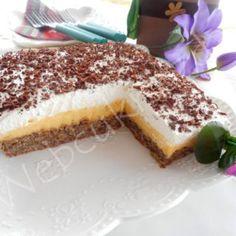 Oreo torta Ombre Cake, Tiramisu, Oreo, Cheesecake, Ethnic Recipes, Food, Recipes, Cheesecakes, Essen