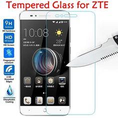 Premium Tempered Glass for ZTE Blade L110 L6 L3 Plus A462 A452 A310 A465 A475 A506 V6 X5 X3 X9 S6 Z9 Mini Screen Protector Film