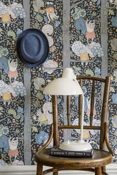 BorasTapeter - Scandinavian Designers Mini Collection - Charlie Wallpaper from Rockett St George