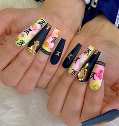 --Classy Acrylic coffin nails design, Coffin nails long ideas, Sparkle glitter acrylic coffin nails with rhinestone, Gel coffin nails for summer nails, Rhinestone Nails, Bling Nails, Swag Nails, Summer Acrylic Nails, Best Acrylic Nails, Summer Nails, Pastel Nails, Gucci Nails, Acryl Nails