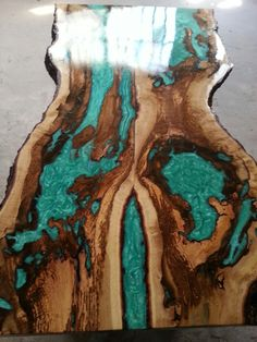Pearl TurQuoise table top
