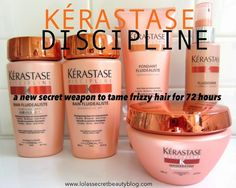 Press Sample (Affiliate Links) Kérastase Paris makes among the finest haircare products that I have used over the years, and treating m...