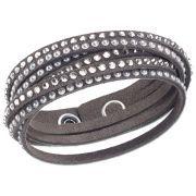 Slake Brown Bracelet by Swarovski #banglemania