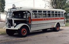 CUTCSA 130. A Regal II with rear open platform and right hand drive. New to CUTCSA in 1938, with a wooden body made in Uruguay by Aguila, fleet number 491. It was renumbered 130 in 1954, and rebuilt with its wooden body in 1962 by CUTCSA, the biggest urban bus operator in Montevideo. It was replaced by a Leyland Worldmaster in 1971 and sold to an operator of country routes, close to Montevideo, C.O. del Este, fn.8. In 1985 it was sold to a single bus operator in the northern rural area of…