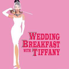 Breakfast at Tiffany invite
