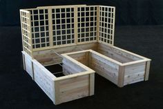 DREAM!!! Raised Garden Bed Kit - Get U-Shaped Raised Beds
