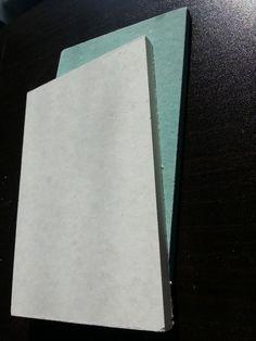 Colored Non Asbestos Fiber Cement Board