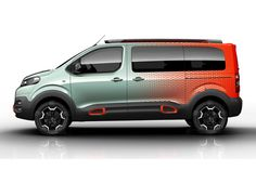 Citroën Spacetourer Hyphen 2016