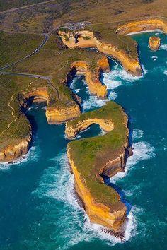 Twelve Apostles, The Great Ocean Road, Australia