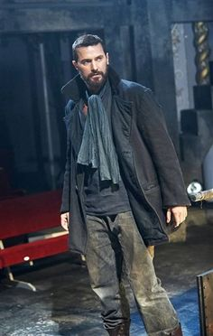 "July 31, 2014. ""Richard Armitage in The Crucible. He was fiery, forceful, vulnerable, sometimes nearly broken and hoarse. Very remarkable production of the Arthur Miller's masterpiece, haunting and resonant."" // Review by the lovely @misslafuente <3"