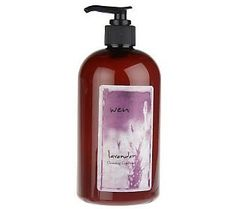 WEN Lavender Cleansing Conditioner for hair...expensive but occasionally worth the splurge! Smells sooooo good and makes my hair very soft.