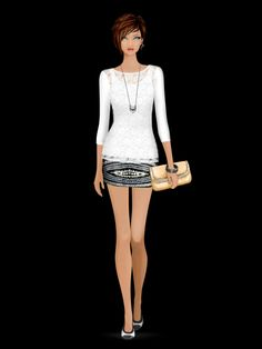 Look styled in Covet Fashion Day: Professional/ business work outfit Night: Party attire
