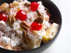 With its pineapples, pecans, and coconut, ambrosia is full of ingredients associated with Southerners love, but how did it come to exist at all, and why did it become a Southern Christmas tradition?